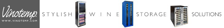 Vinotemp International: Exciting Wine Storage Solutions!