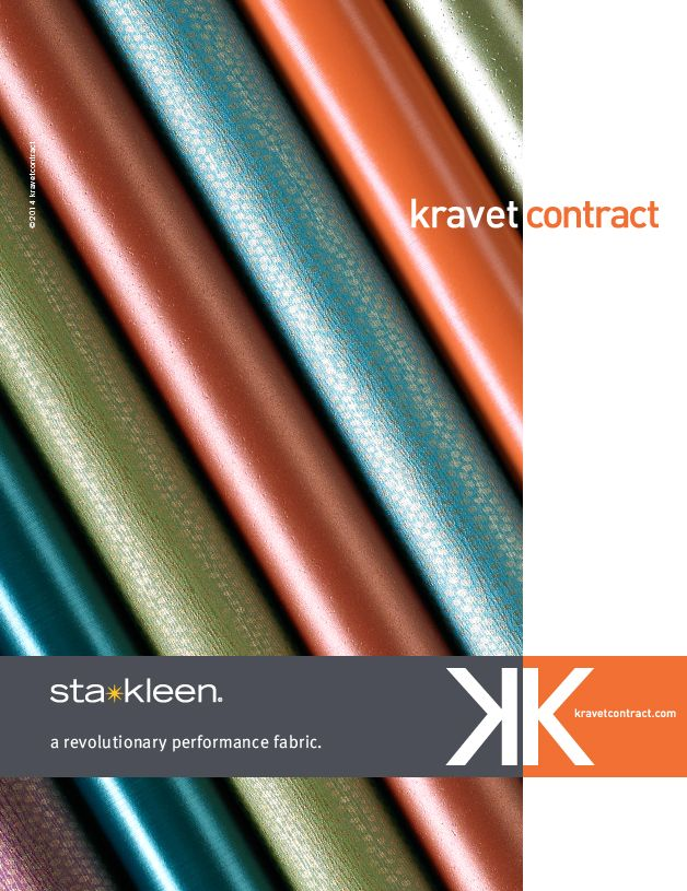 Sta-Kleen for Kravet Contract