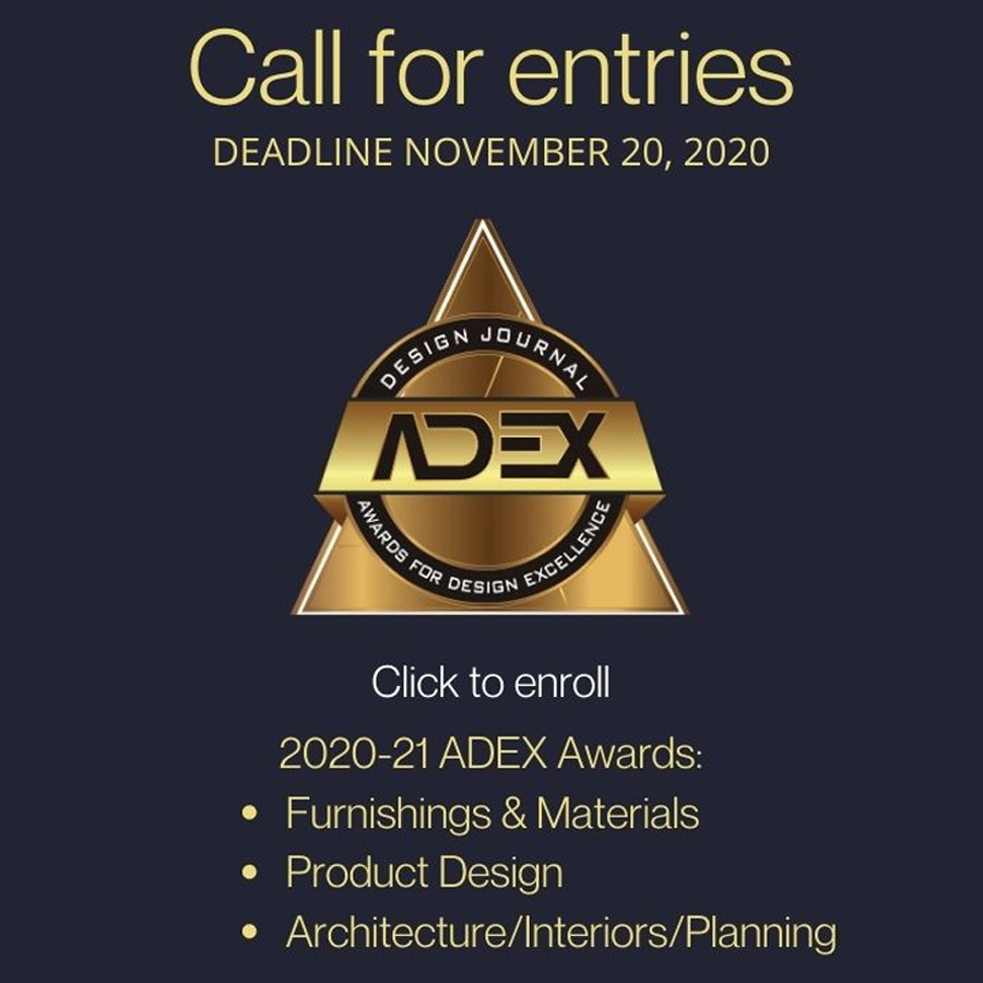 ADEX Awards Call For Entries 2020-21